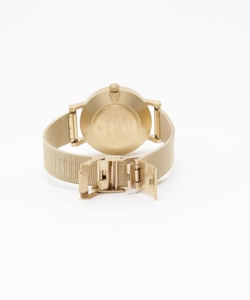 KLASSE14 VOLARE GOLD MESH 36mm
