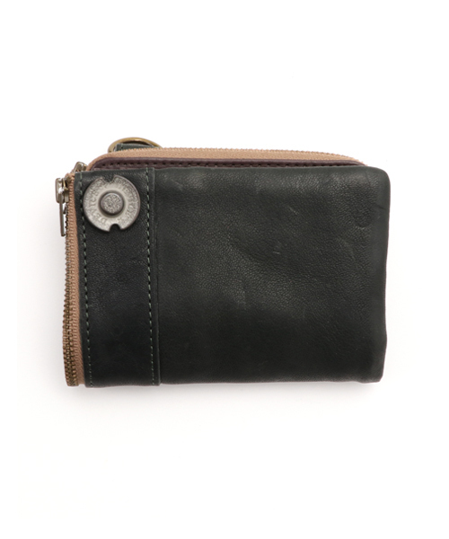 【DEVICE/デバイス】 ヴィンテージ 二つ折り 財布