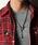 JAM HOME MADE(ジャムホームメイド)の「スカル 3WAY(ネックレス ブレスレット ウォレットチェーン)/シルバー925/ペア/プレゼント/シンプル/スタンダード/ミニマル(ネックレス)」|詳細画像