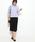 ViS(ビス)の「【ドラマ着用】裾メタルボタン開きケーブル柄プルオーバー(ニット/セーター)」 詳細画像