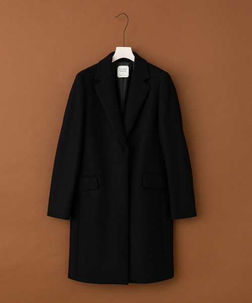 2019激安通販 【ブランド古着 UNITED】チェスターコート(チェスターコート) UNITED TOKYO(ユナイテッドトウキョウ)のファッション通販 - USED, クリアファイルファクトリー:39d03efb --- dpu.kalbarprov.go.id