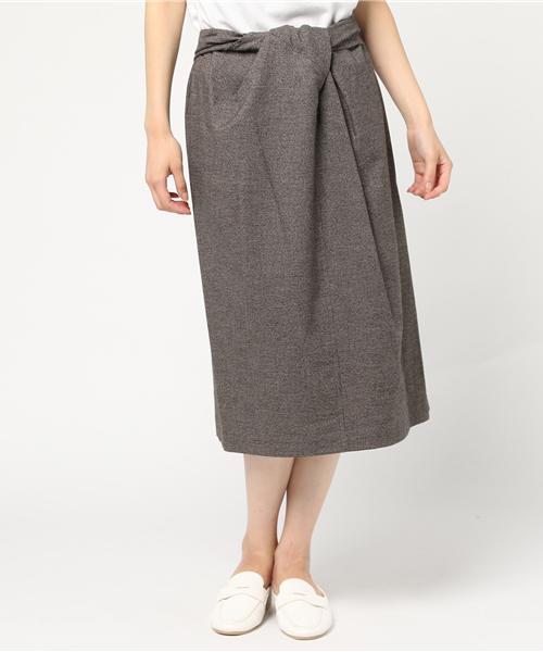超安い品質 ラップスカート(スカート)|mizuiroind(ミズイロインド)のファッション通販, 株式会社光商:b0241d9d --- wm2018-infos.de