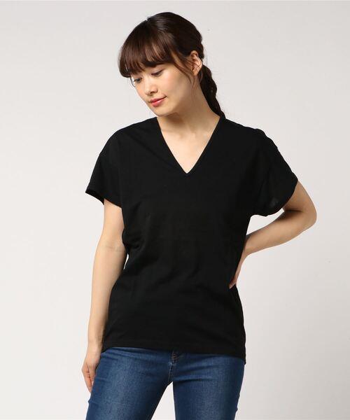 訳あり商品 【セール】v::room EST,タトラス (ブイルーム)Vネックカットソー(Tシャツ アンド/カットソー) STRADA|v::room(ヴィルーム)のファッション通販, アートひろば:7e9ebac2 --- pyme.pe