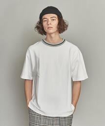 BY ライン ワイドシルエット Tシャツ ◆