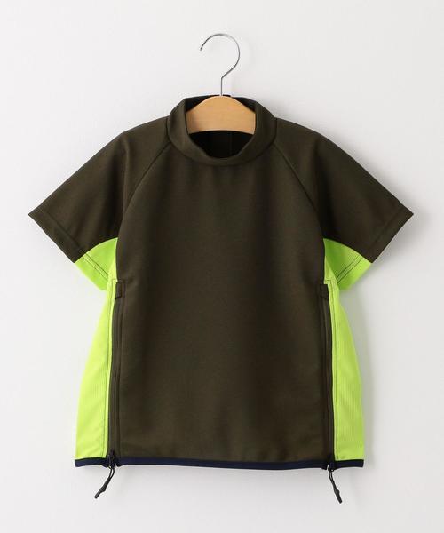 <UNITED CREATIONS 041>スタイにもなるZIP Tシャツ