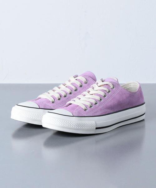 CONVERSE Addict / コンバース アディクト / CHUCK TAYLOR® SUEDE OX -mint