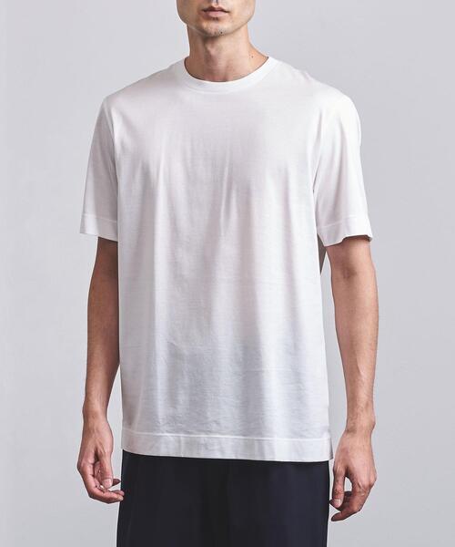<SLOANE(スローン)> テンジク クルーネック Tシャツ