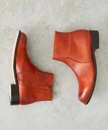 PADRONE(パドローネ)の【PADRONE】SIDE ZIP BOOTS/サイドジップショートブーツ/PU7358-1118-15A(ブーツ)
