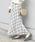 SHIPS(シップス)の「スプリングチェックプリーツスカート◆(スカート)」|オフホワイト