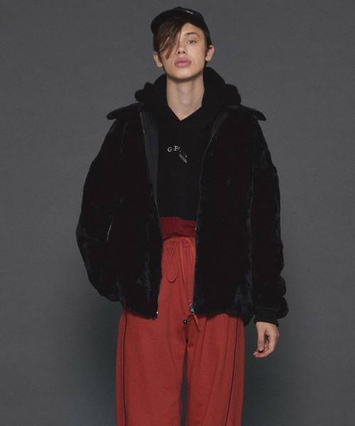 【即納&大特価】 FUR JACKET(ブルゾン)|SHAREEF(シャリーフ)のファッション通販, GMT:00caecd1 --- kindergarten-meggen.de