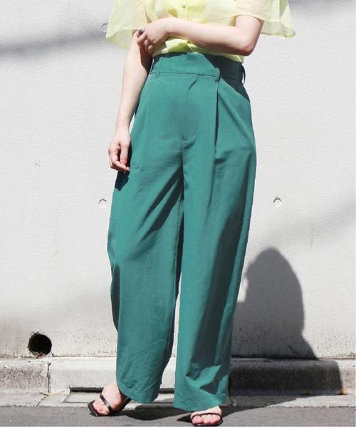 経典ブランド 【セール】UVクロスワイドテーパードパンツ(パンツ) STANDARD|JOURNAL STANDARD(ジャーナルスタンダード)のファッション通販, スターアイ:aeccdb0d --- skoda-tmn.ru