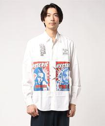 FANTASTICレギュラーシャツホワイト