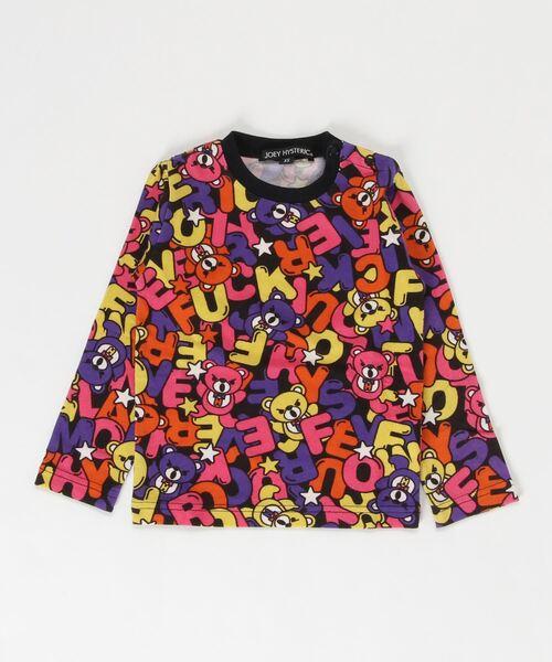BEARS TALK柄 Tシャツ【XS/S/M】