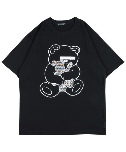 BE@RBRICK(ベアブリック)の「BE@RTEE UNDERCOVER 2020(Tシャツ/カットソー)」 ブラック