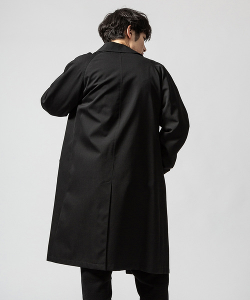 【オンラインショップ限定・一部店舗限定】WOOL SOUTIEN COLLAR COAT / 282704 550R