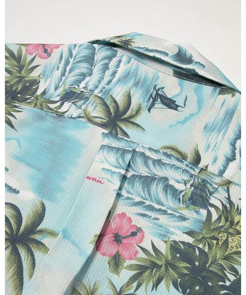 BILLABONG メンズ  DOT AIR SHIRTS 半袖シャツ