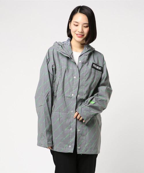 T.S.TREFLECTER JKT/オーバーサイズ リフレクタージャケット