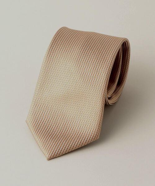 < 機能 / 洗濯機洗い可 > WTO PE ウォッシャブル�A ソリッド ネクタイ