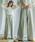 select MOCA(セレクトモカ)の「ハイウエストリネンワイドパンツ/ビックポケットリボンベルト付きリネンブレンドワイドパンツ(パンツ)」|グレー