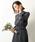 kana(カナ)の「ウエストシャーリング スカラネックロングワンピース / 結婚式ワンピース・お呼ばれパーティードレス(ワンピース)」 詳細画像