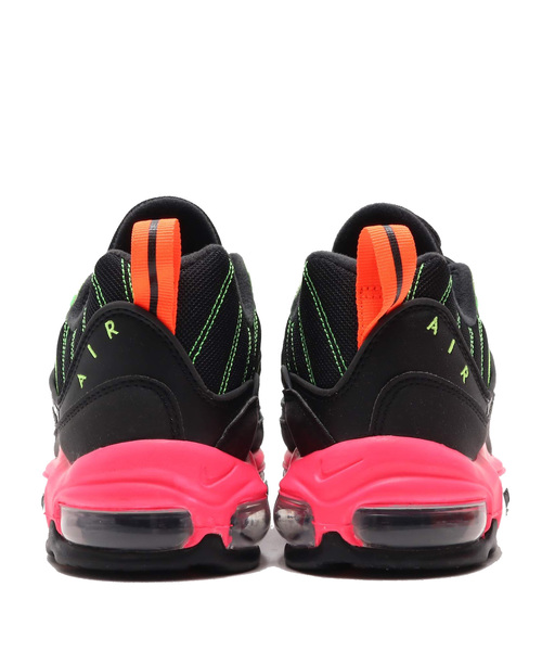 NIKE AIR MAX 98 NEON (BLACK/GREEN STRIKE-RACER PINK-VOLT) 【SP】