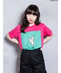 merry jenny(メリージェニー)のmiffyTシャツ(Tシャツ/カットソー)