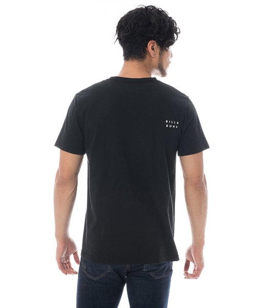 BILLABONG メンズ  UNITED LOGO Tシャツ