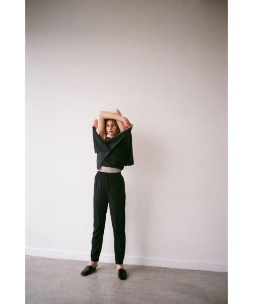 スペシャルオファ LOOSE TAPERED TAPERED PT(パンツ) CLANE(クラネ)のファッション通販, TANIGAWA24X 毛皮 本革バッグ 財布:07540727 --- pyme.pe