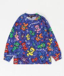 BEAR IN FESTIVAL Tシャツ【XS/S/M】ブルー系その他