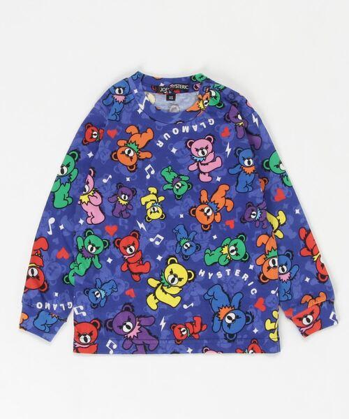BEAR IN FESTIVAL Tシャツ【XS/S/M】