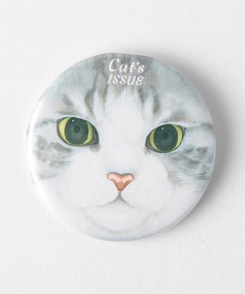 <Cat's ISSUE>カンバッジ/SAVAMI Ψ