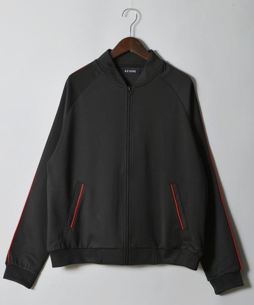 AZIONE/アジオネ/Jersey TrackJacket