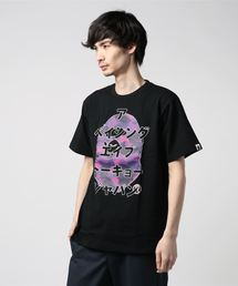 COLOR CAMO BAPE KATAKANA TEE M(Tシャツ/カットソー)