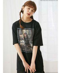 merry jenny(メリージェニー)のハーマイオニーBigTシャツ(Tシャツ/カットソー)