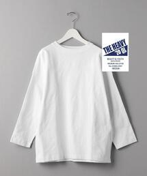 BY 10oz ヘビー フットボール Tシャツ