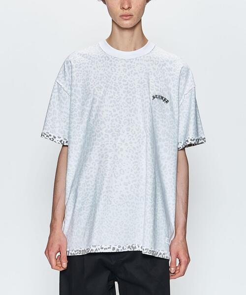 <STAMPD> SDW Leopard TEE/Tシャツ