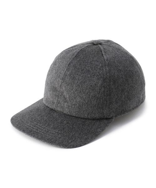 LOCK & CO HATTERS / 'RIMINI CAP JOE' カシミヤキャップ