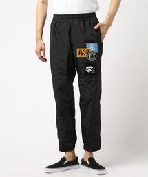 PATCHED TRACK PANTS M(パンツ)