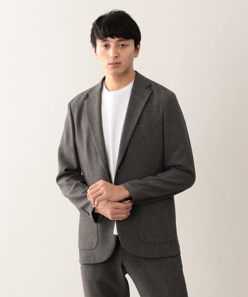 第一ネット 【セール】【EASY メンズ,MACKINTOSH DRESSING】 麻調ストレッチ シングル2Bジャケット(テーラードジャケット) PHILOSOPHY|MACKINTOSH PHILOSOPHY(マッキントッシュ フィロソフィー)のファッション通販, ヤナイヅチョウ:1b41a274 --- ulasuga-guggen.de