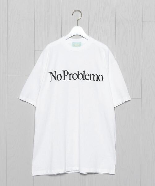 <ARIES>NO PROBLEMO T-SHIRT/Tシャツ.