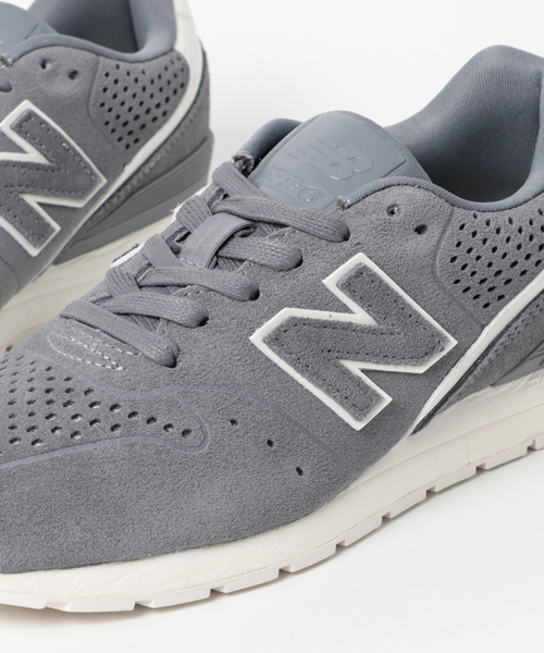 NEW BALANCE MRL996DY (GRAY/WHITE) (17SP)