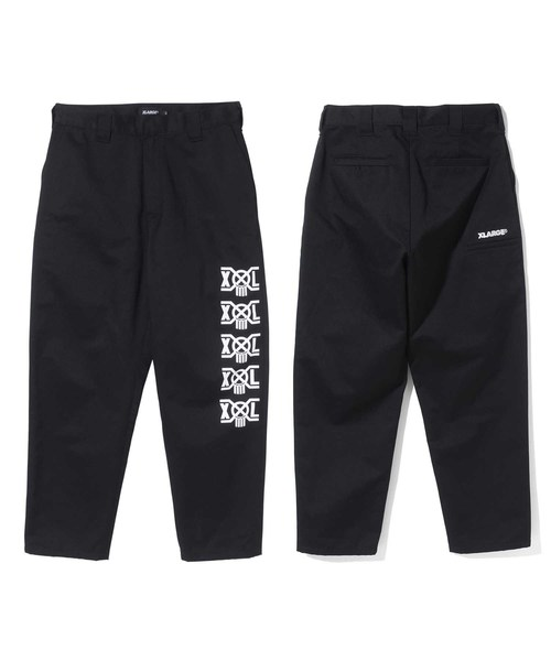 【XLARGE×BOUNTY HUNTER】BH x XL WORK PANT