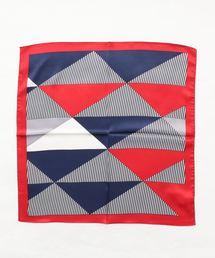 REDYAZEL(レディアゼル)の幾何学柄スカーフ(バンダナ/スカーフ)