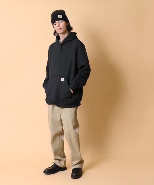 【 carhartt / カーハート 】Hooded SweatShirt フーデッドスウェット シャツ プルオーバー パーカー K121