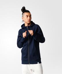 adidas(アディダス)のフルジップフーディー [XBYO FULLZIP HOODIE]オリジナルス(パーカー)