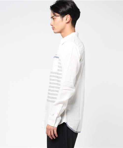 L/Sシャツ