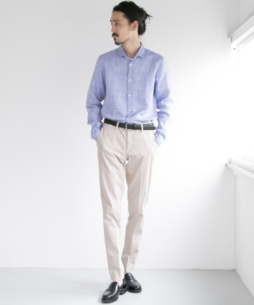 URBAN RESEARCH Tailor リネンショートポイント