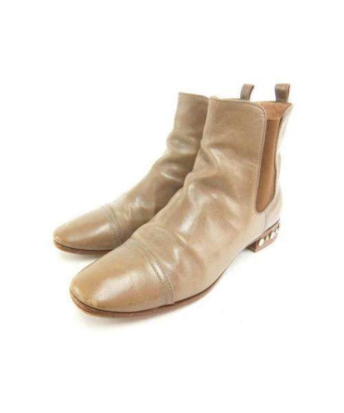 高価値セリー 【ブランド古着】NL1103(ブーツ) LOUIS|LOUIS VUITTON(ルイヴィトン)のファッション通販 - USED, 【信頼】:92f659f7 --- pyme.pe