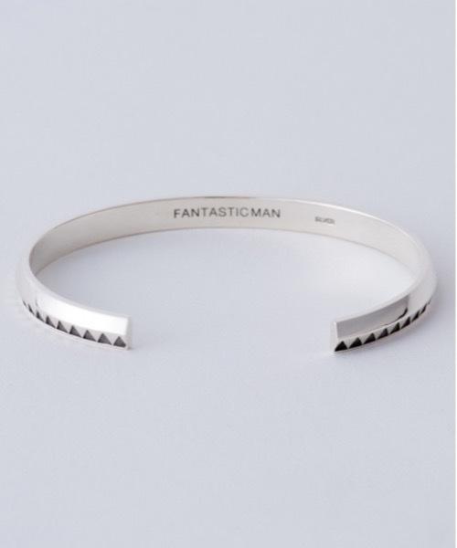 FANTASTIC MAN(ファンタスティックマン)の「【FANTASTIC MAN】ファンタスティックマン/●BANGLE(バングル/リストバンド)」|詳細画像
