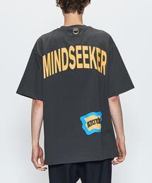 <mindseeker × BILLIONAIRE BOYS CLUB> DOG TEE/Tシャツ